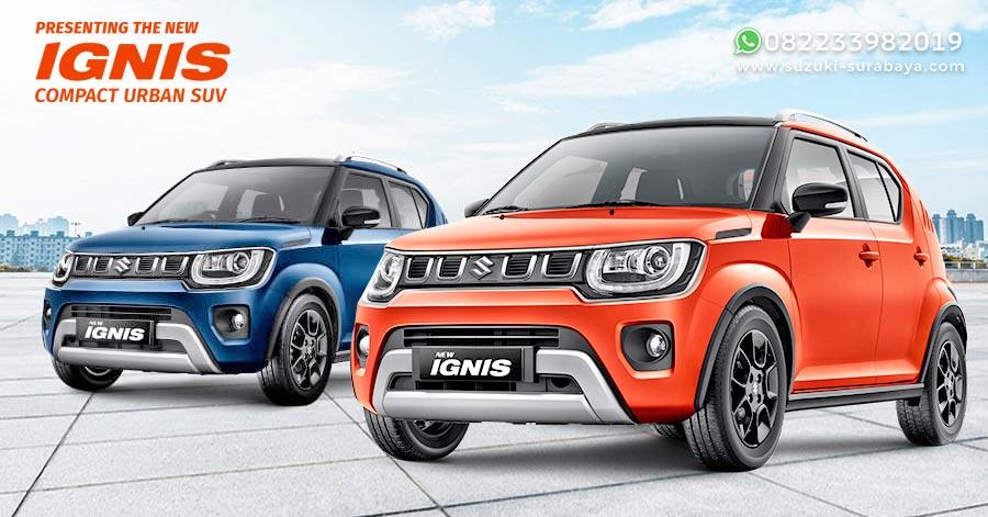 Daftar Harga Mobil Suzuki Terbaru Surabaya